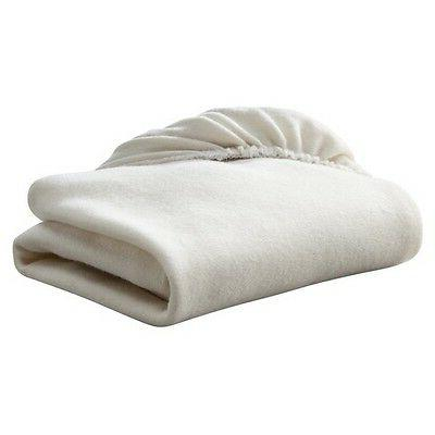 TL Care® Knit Fitted Sheet - Natural