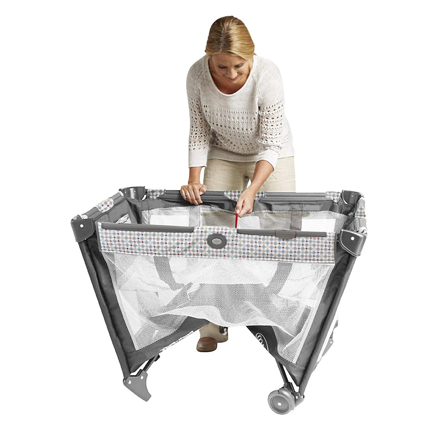 Graco Pack and Play On |