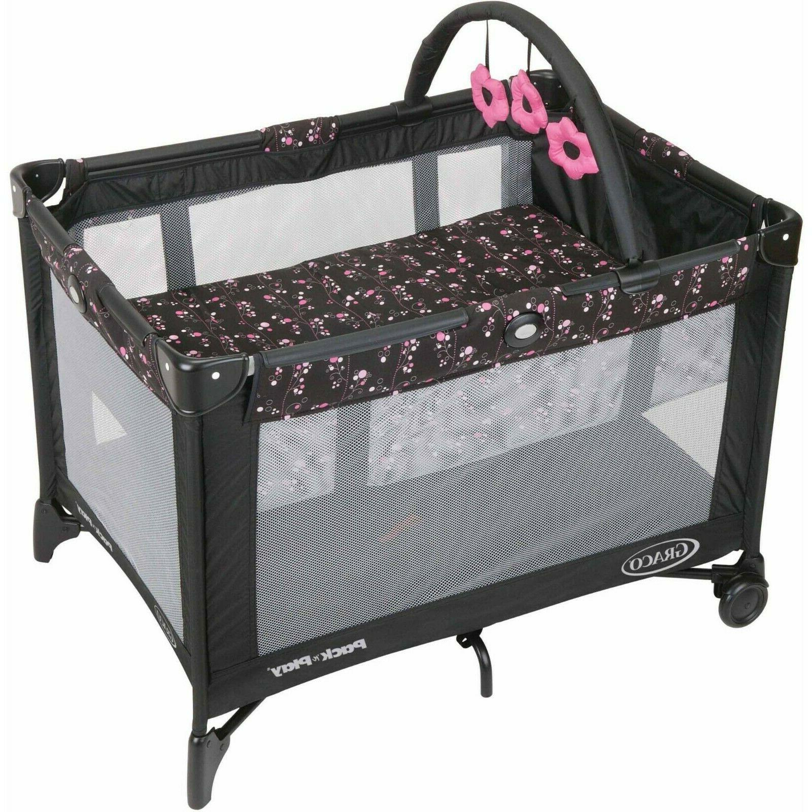 Graco On with Bassinet