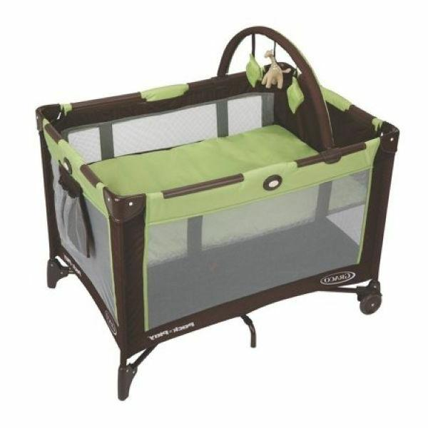 Graco Pack On with Bassinet