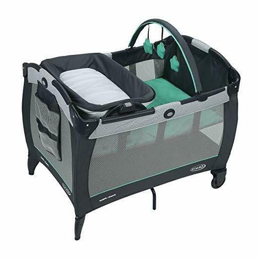 Graco Pack Playard with and Diaper Changer,