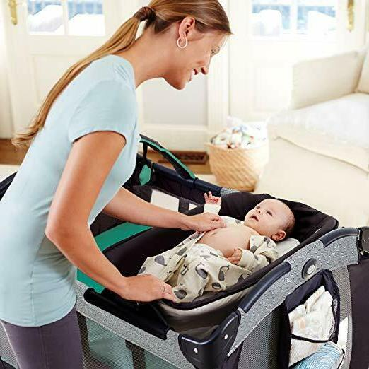 Graco 'n Playard Napper and Changer,