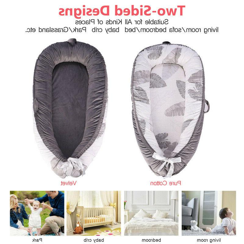 Portable Bed Travel Sleeper Bassinet