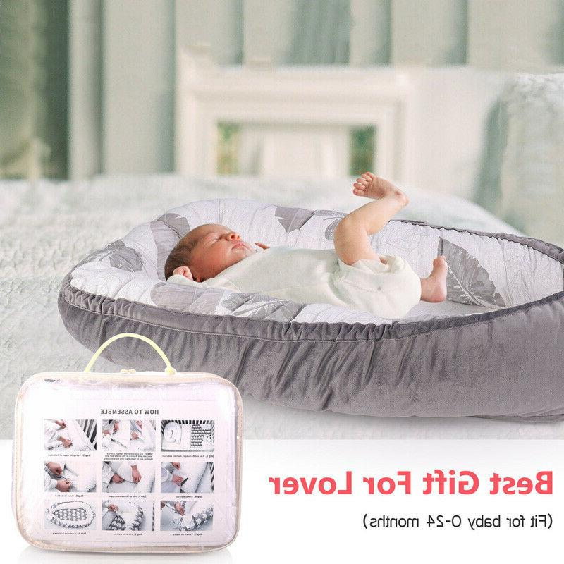 Portable Baby Bed Sleeper Bassinet