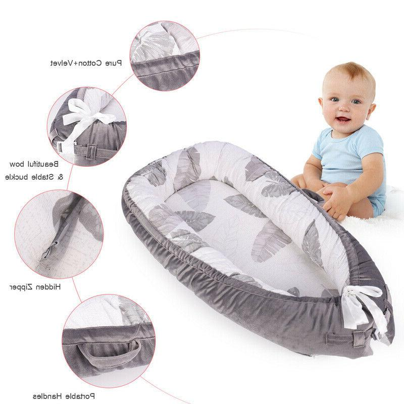 Portable Baby Nest Bed Crib Sleeper
