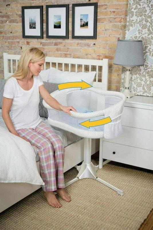 Swivel Bassinet Series Rotates swivels 360