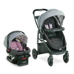 Graco Modes Bassinet Travel System Carlee