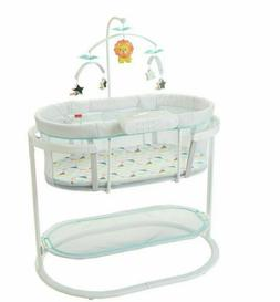 New Fisher-Price DPV72 Soothing Motions Bassinet - FREE Ship