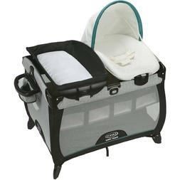 Graco Pack 'n Play Quick Connect Portable Napper Playard wit