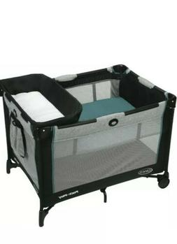 Graco Pack 'n Play Simple Solutions Playard with Bassinet, D