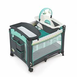 Pack n Play with Bassinet and Changing Table Portable Playar