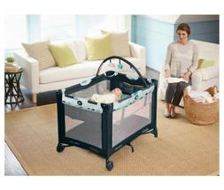 Graco Pack'n Play On the Go Playard and Bassinet, Folding