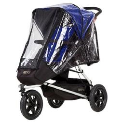 Mountain Buggy Storm and Rain Cover for Mountain Buggy Plus