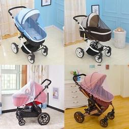 Universal Baby Stroller Mosquito Insect Net Full Cover Fit P